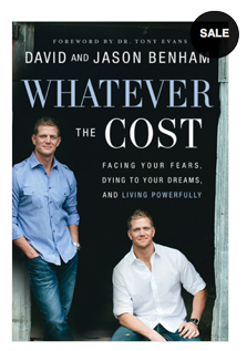 Whatever the Cost Book by Benham Brothers