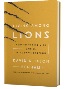 Living Among Lions Book