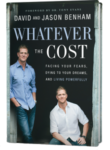 Whatever The Cost Book