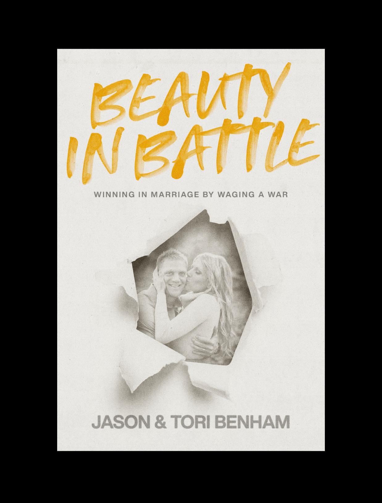 Beauty in Battle 3D cover